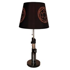 "Darth Vader Lightsaber 26"" Table Lamp with Empire Shade"