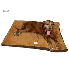 Mocha Dog Pillow