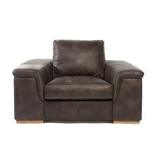 Evo Leather Club Chair