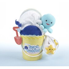 "<strong>Baby Aspen</strong> ""Beach Buddies"" 3-Piece Deep Sea Gift Set"