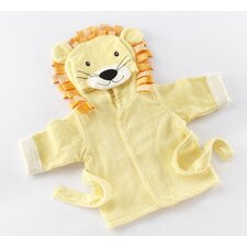 <strong>Baby Aspen</strong> Big Top Baby Lion Hooded Spa Robe