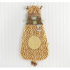 Safari Giraffe Snuggle Sack and Hat