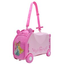 Disney Princess Ride-On/Carry-On Toy Box