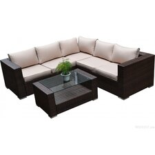 Kessler 4 Piece Deep Seating Group