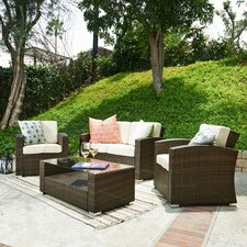 Bahia 4 Piece Deep Seating Group