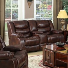 Rampart Gliding Reclining Loveseat