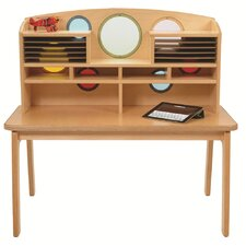 "Porthole 42.5"" W Writing Desk"