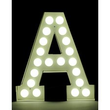Vegaz Metal LED Letter Sign