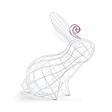 Fantastico Domestico Rabbit Basket