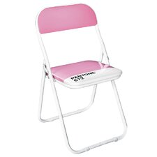 Pantone® 672 Metal Folding Chair