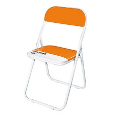 Pantone® 165 Metal Folding Chair