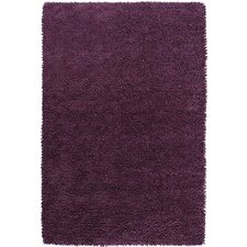Aros Prune Purple Rug