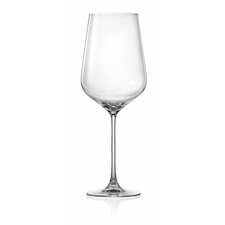 Hong Kong Hip Bordeaux Glass (Set of 4)