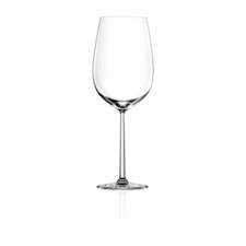 Shanghai Soul Bordeaux Glass (Set of 4)