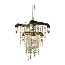 Tribeca 9 Light Compact Chandelier