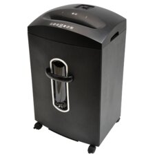 30-Sheet Heavy-Duty Stripcut Paper Shredder