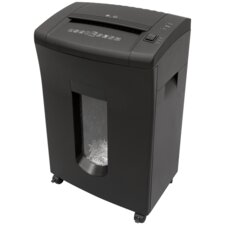 18-Sheet Heavy-Duty Crosscut Paper Shredder