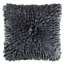 Ruffle Decorative Pillow