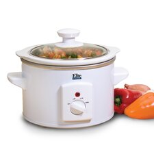 Cuisine 1.5-Quart Mini Slow Cooker