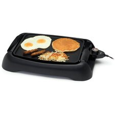 "Cuisine 13"" Countertop Indoor Griddle"