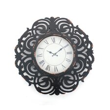 Wood Wall Clock (Set of 4)