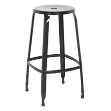 Disc 76 cm Bar Stool (Set of 4)
