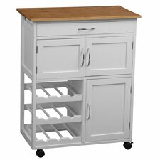 84cm Kitchen Trolley