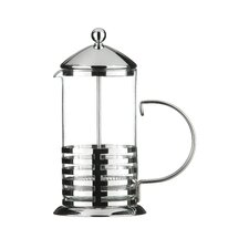 Cafetiere in Chrome