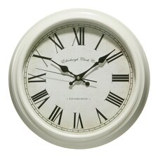 <strong>Premier Housewares</strong> Traditional Wall Clock