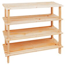 4 Tier Shoe Rack