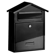 Mail Box in Black