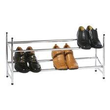 2 Tier Shoe Rack III