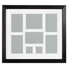 Collage Multi Aperture Photo Frame