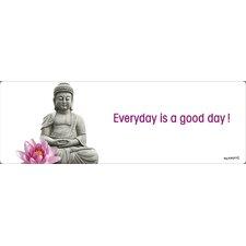 Spritzschutz Butler Buddha Good Day