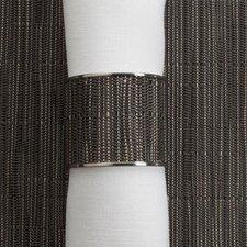 Bamboo Stainless Napkin Ring