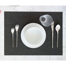 <strong>Chilewich</strong> Rectangle Woven Vinyl Placemat