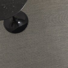 Basketweave Aluminum Area Rug