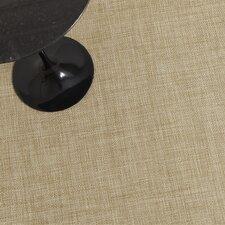 Basketweave Caramel Area Rug