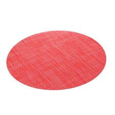 Round Basketweave Placemat