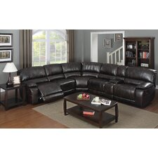 Coastal Dual Reclining Sectional