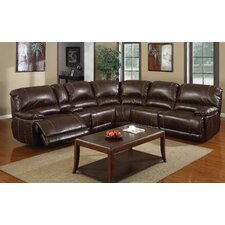 Mt. Hood Dual Reclining Sectional