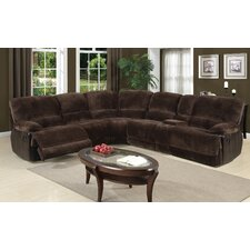 Makena Dual Reclining Sectional