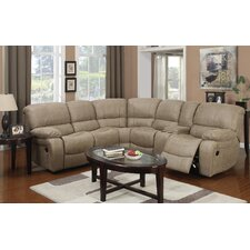 Barisan Dual Reclining Sectional