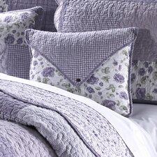Lavender Rose Envelope Decorative Pillow