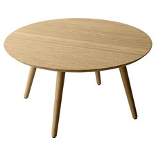 Noble Round Bamboo Coffee Table