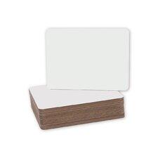 """Dry Erase 9.5"""" x 1' Whiteboard (Set of 24)"""