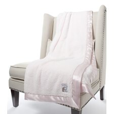 Chenille Solid Fabric Throw