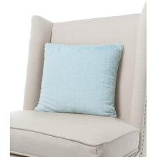 Luxe Solid Throw Pillow