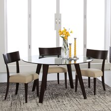 """Peter Francis 48"""" L Dining Table"""