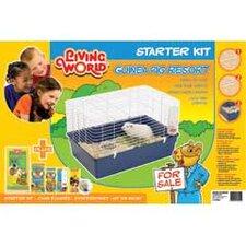 Living World Guinea Pig Cage Starter Kit